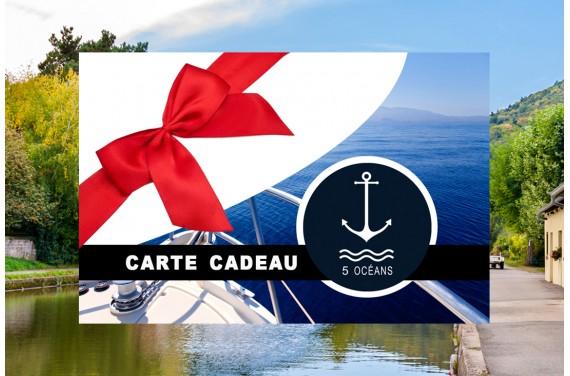 Carte cadeau Fluviale 350€ au lieu 499€ (Promo jusqu'au 30/04)